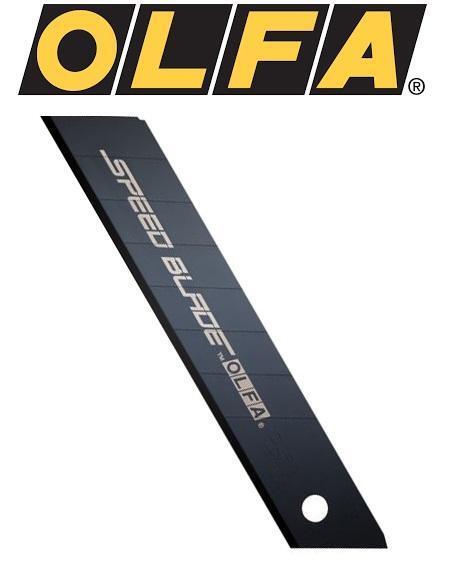 РЕЗЕЦ Режеща пластина, OLFA SPEED LFB 5B, 5 бр.в блистер