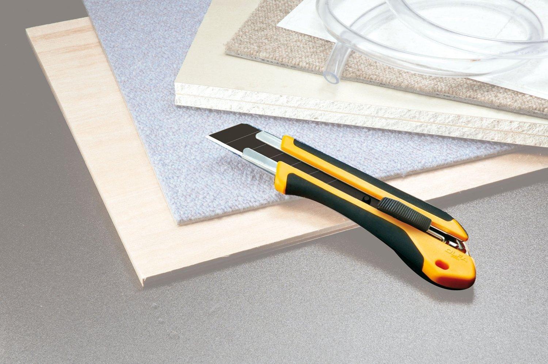 Макетен нож ULTRA HEAVY, OLFA XH AL, 25mm HB, HBB