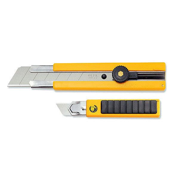 Макетен нож ULTRA HEAVY, OLFA H 1, 25 mm HB, HBB
