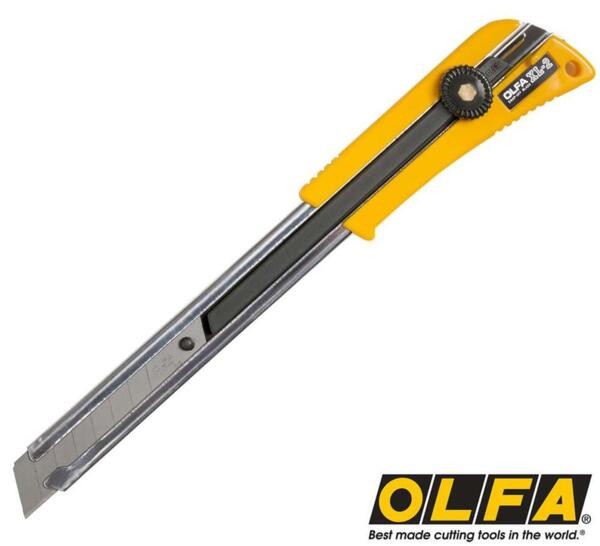 Макетен нож HEAVY, OLFA XL 2, 18 mm, LB, LBB