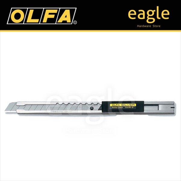 Макетен нож STANDARD OLFA SVR 2, 9 mm, AB, ABB