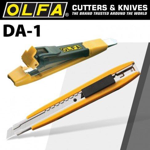 Макетен нож STANDARD, OLFA DA 1, 9mm, AB, ABB