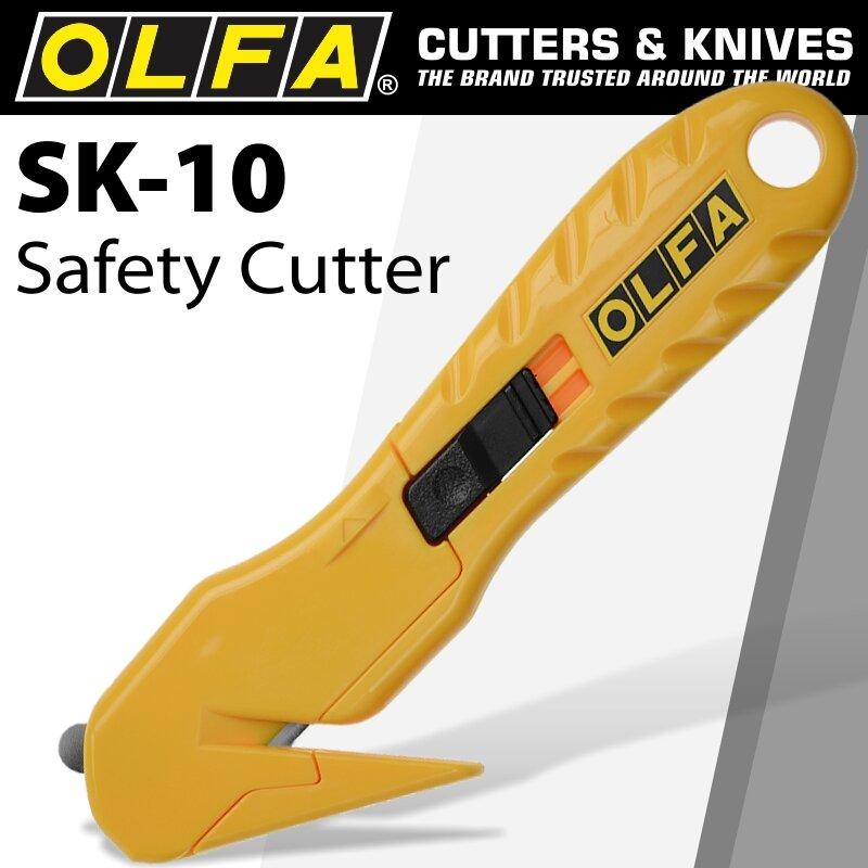 Макетен нож SAFETY, OLFA SK 10, SKB10