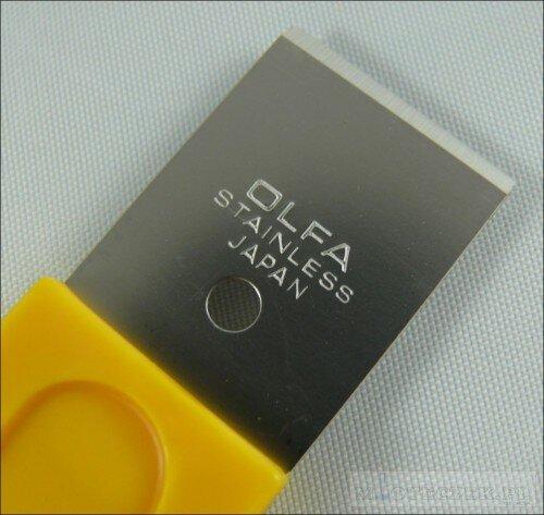 Скрапер компактен, OLFA SCR S, 25 mm