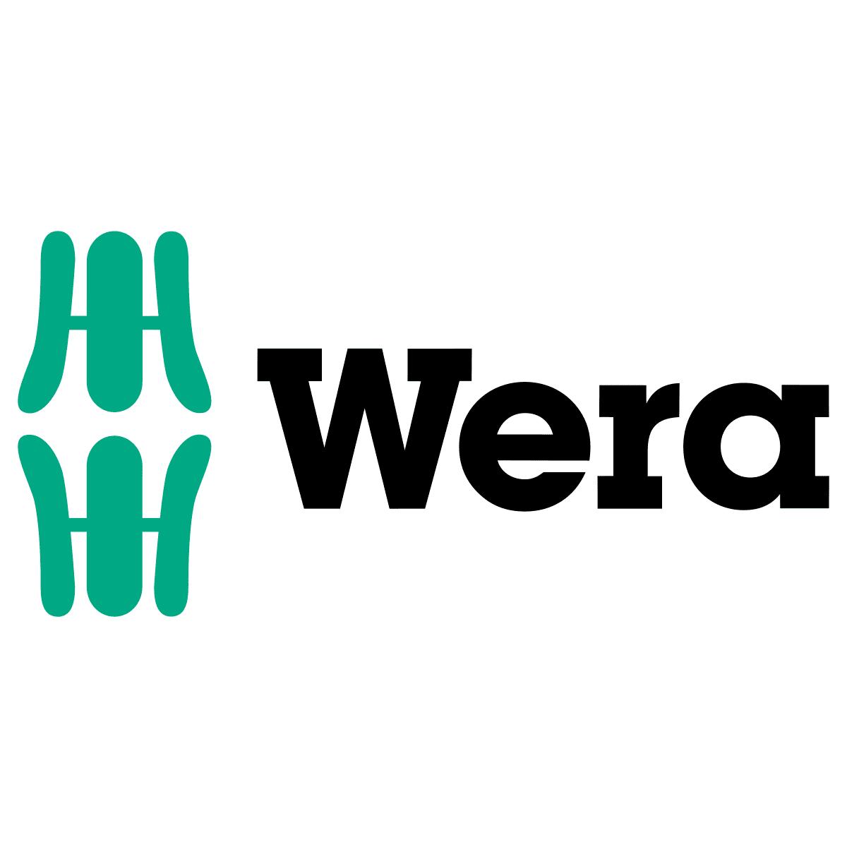"""Бит държач магнитен удължен WERA, 1/4"""", C 6.3 x 165 мм"""