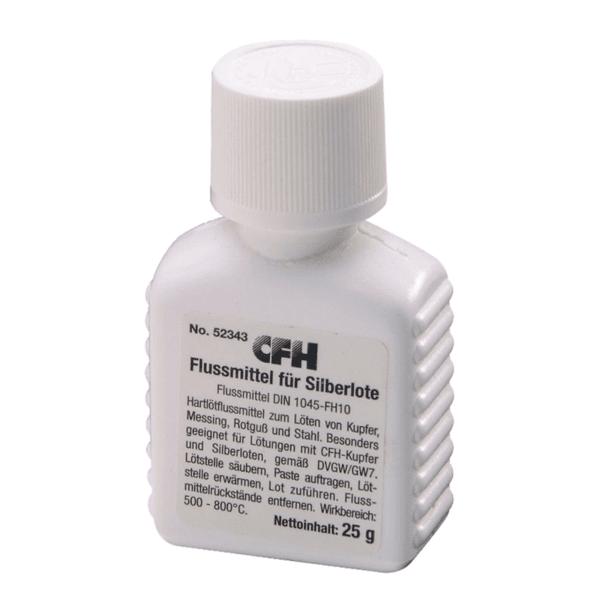 Флюс за сребърни припой, CFH FM 343, 25 гр