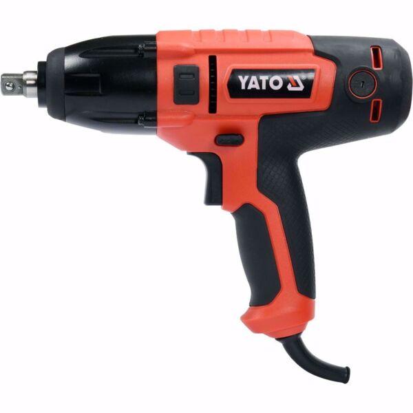 "Ударен електрически гайковерт YATO, 1/2"", 450 Nm"
