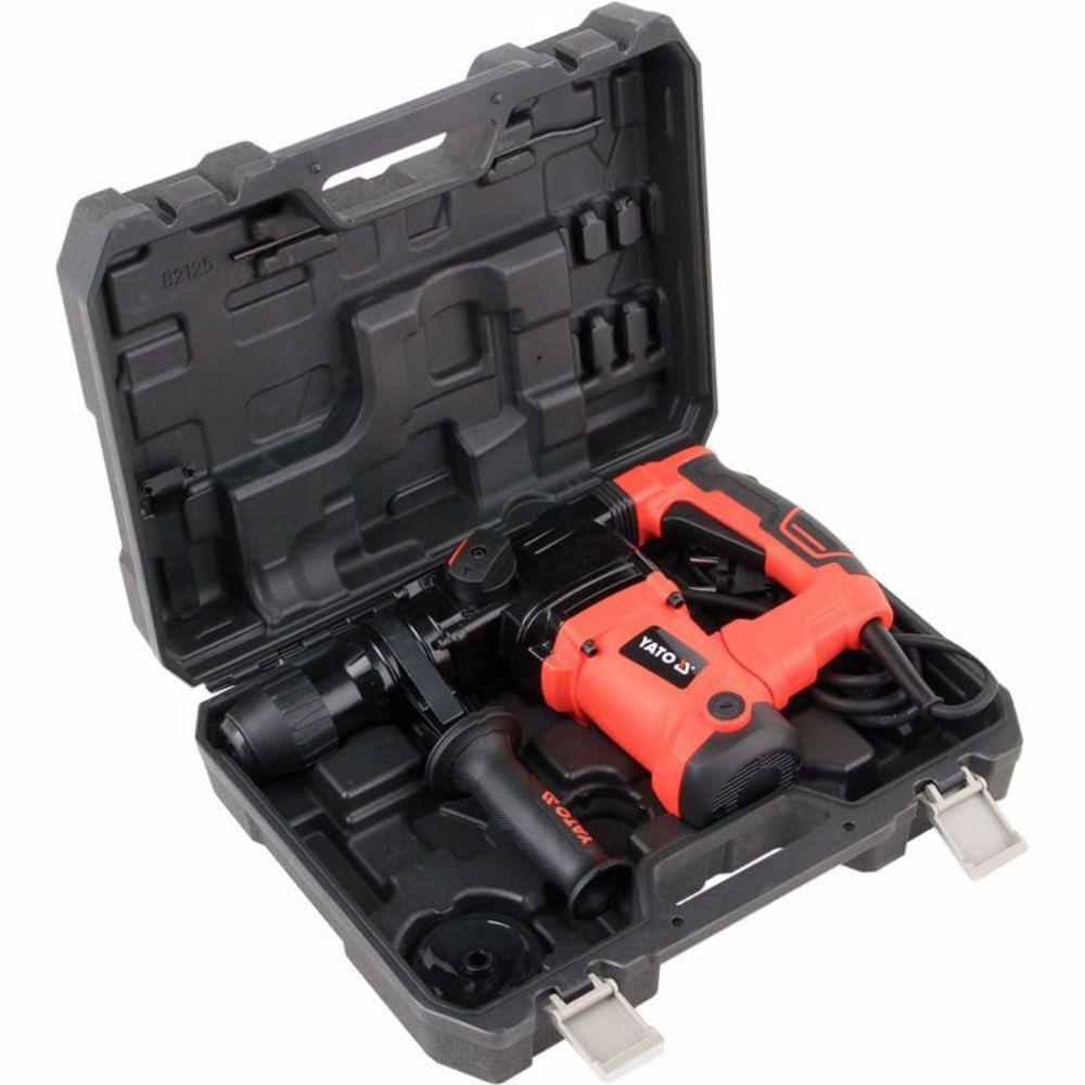 Електрически перфоратор YATO 82125, SDS+, 1250 W