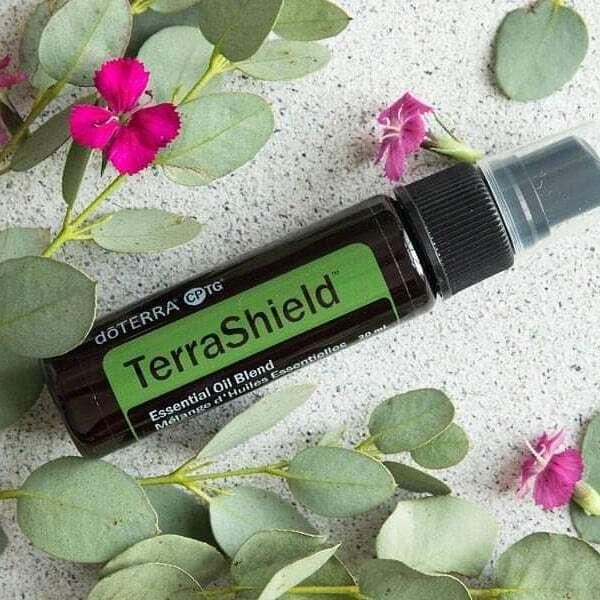 СМЕС TERRASHIELD СПРЕЙ (30 ML) - най-мощният репелент срещу насекоми