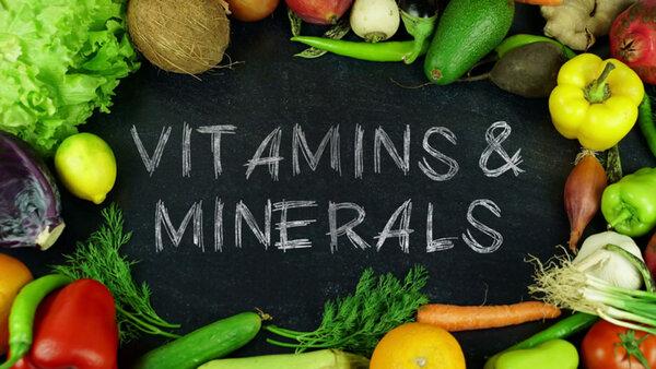 Витамини и Минерали Изображение