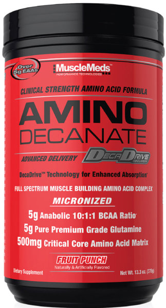 MuscleMeds Amino Decanate 378g