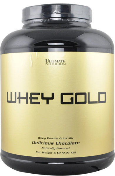 Ultimate Nutrition Whey Gold 2.27kg (5lb)