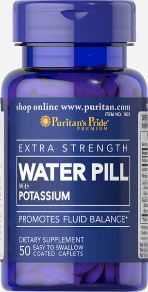 Water Pill - 50 капсули