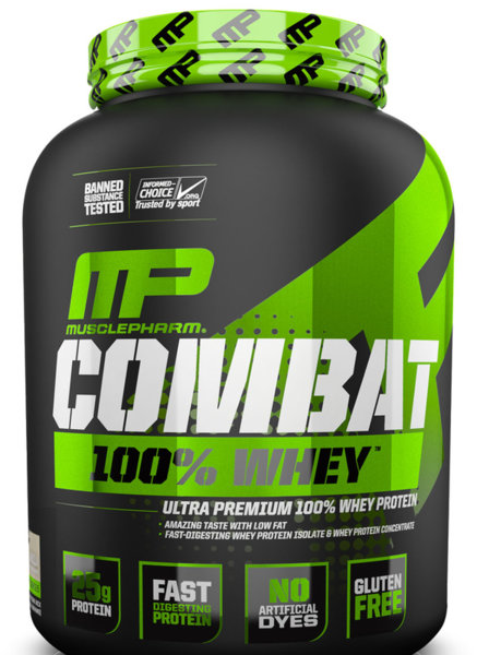MusclePharm Combat 100% Whey Protein 1.81kg
