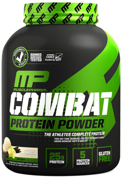 MusclePharm Combat Protein Powder 1.81kg (4lb)