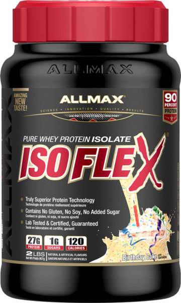 AllMax IsoFlex 907g (2lb)