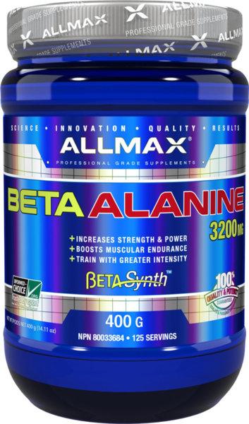 AllMax Beta-Alanine 400g
