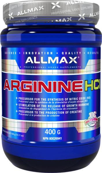 AllMax Arginine 400g