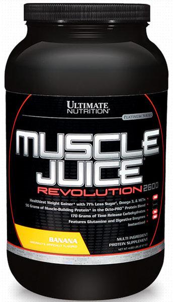 Ultimate Nutrition Muscle Juice Revolution 2.12kg (4.69lb)