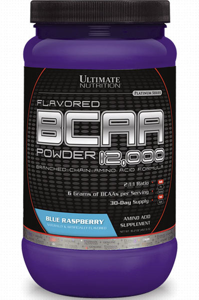 Ultimate Nutrition BCAA 12000 - 457g