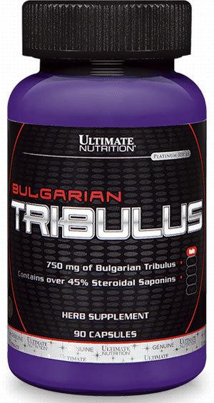 Ultimate Nutrition Bulgarian Tribulus - 90 капсули