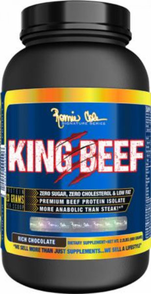 Ronnie Coleman King Beef 1kg (2.2lb)