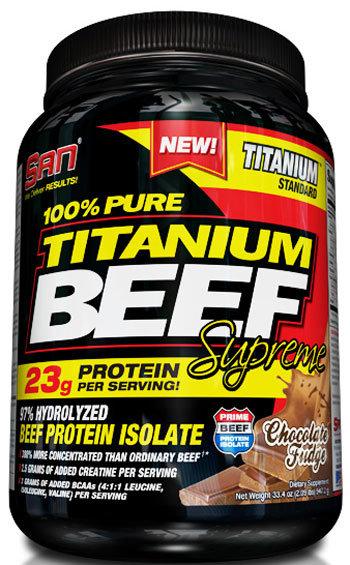 San Titanium Beef Supreme 950g (2.1lb)