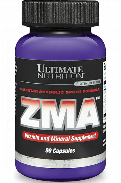 Ultimate Nutrition ZMA - 90 капсули