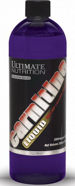 Ultimate Nutrition L-Carnitine Liquid 355ml