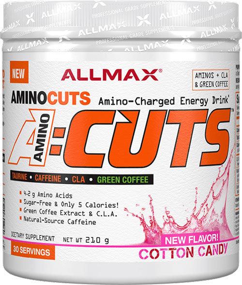 AllMax Amino Cuts 210g