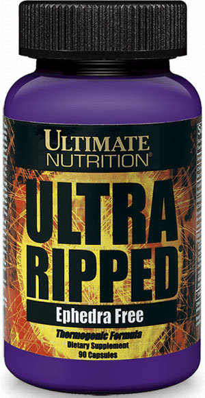 Ultimate Nutrition Ultra Ripped - 90 капсули