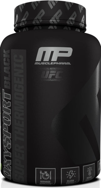 MusclePharm OxySport Black - 90 капсули
