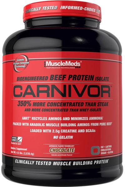 MuscleMeds Carnivor 2.04kg (4.5lb)