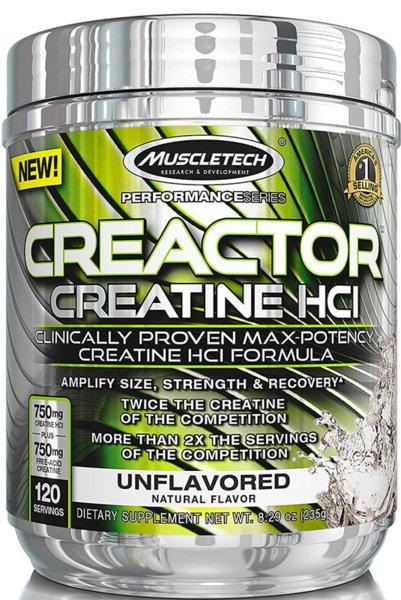 MuscleTech Creactor 235g