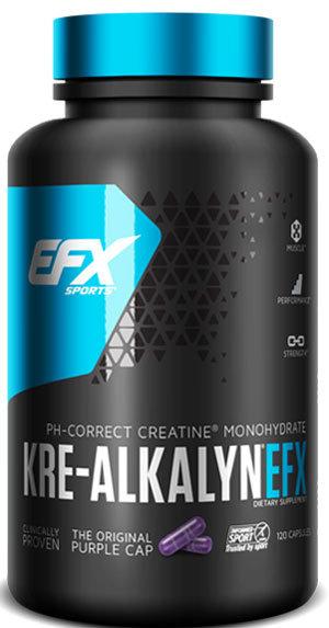 EFX Kre-Alkalyn - 120 капсули