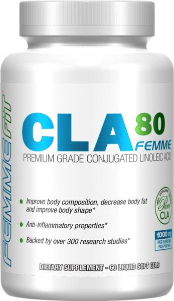 CLA 80 Femme - 60 гел капсули