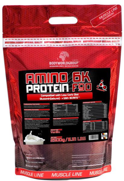 BWG Amino 6K Protein F90 - 2.5kg