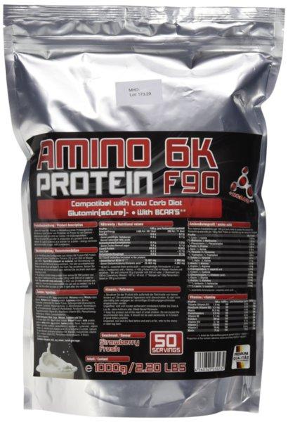 BWG Amino 6K Protein F90 - 1kg