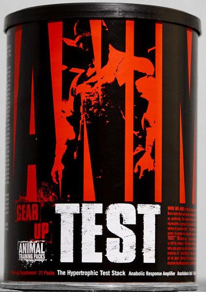 Animal Test - 21 пакета