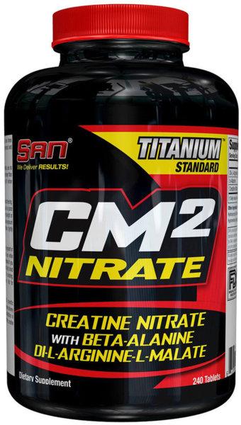 San CM2 Nitrate - 240 капсули