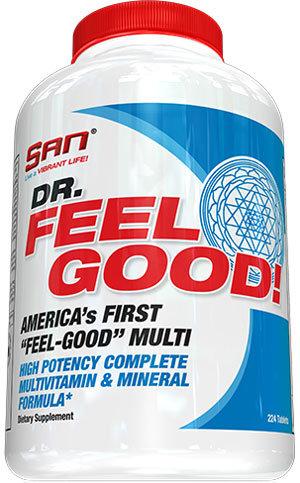 San Dr. Feel Good - 224 таблетки