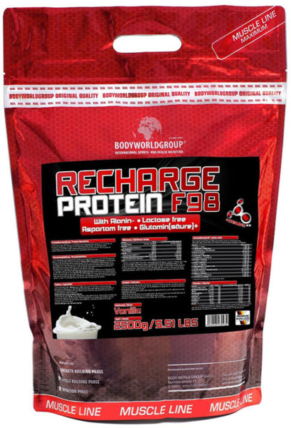 BWG Recharge Protein F98 - 2.5kg