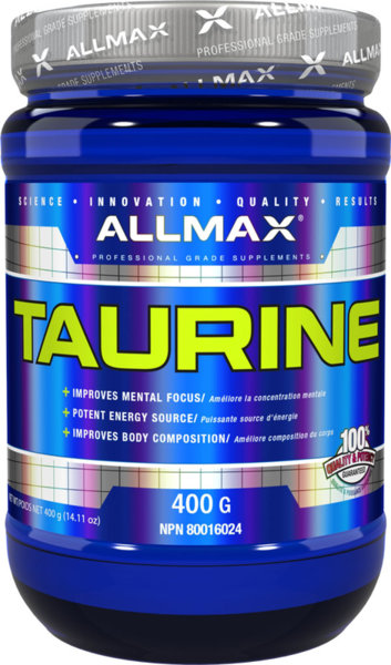 AllMax Taurine 400g