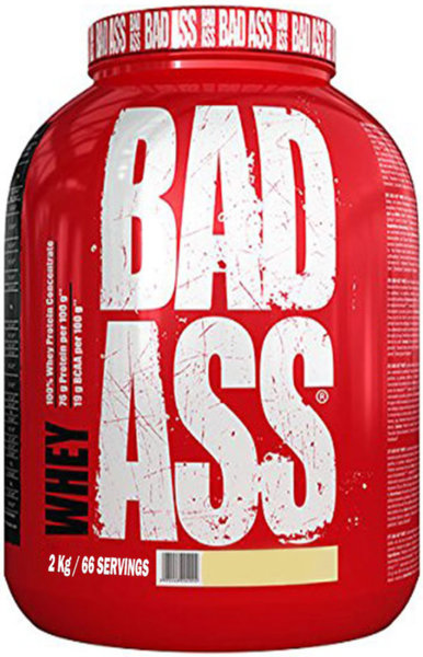 Bad Ass Whey Protein 2kg
