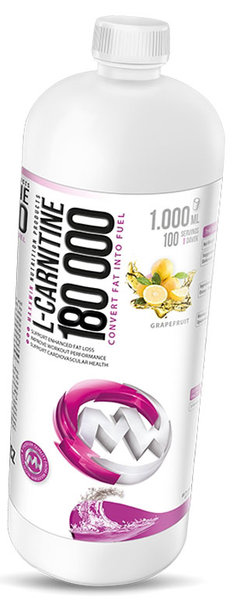 MaxxWin L-Carnitine 180 000 - 1000ml