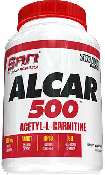 San Alcar 500 - 60 капсули