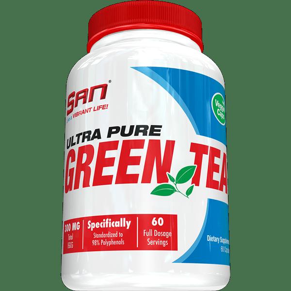 San Green Tea - 60 капсули