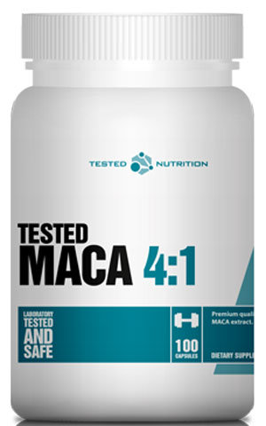 Tested Nutrition Maca - 100 капсули