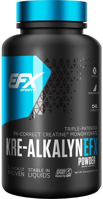 EFX Kre-Alkalyn - 120 капсули-Copy