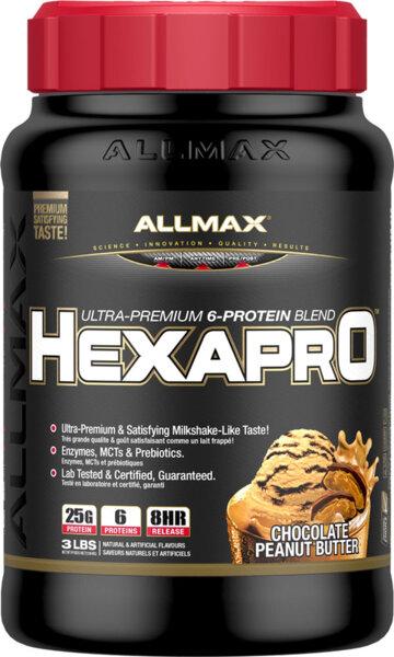 AllMax HexaPro 1.36kg (3lb)